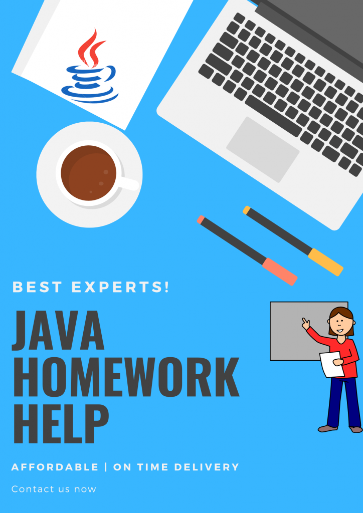 Do my java homework please