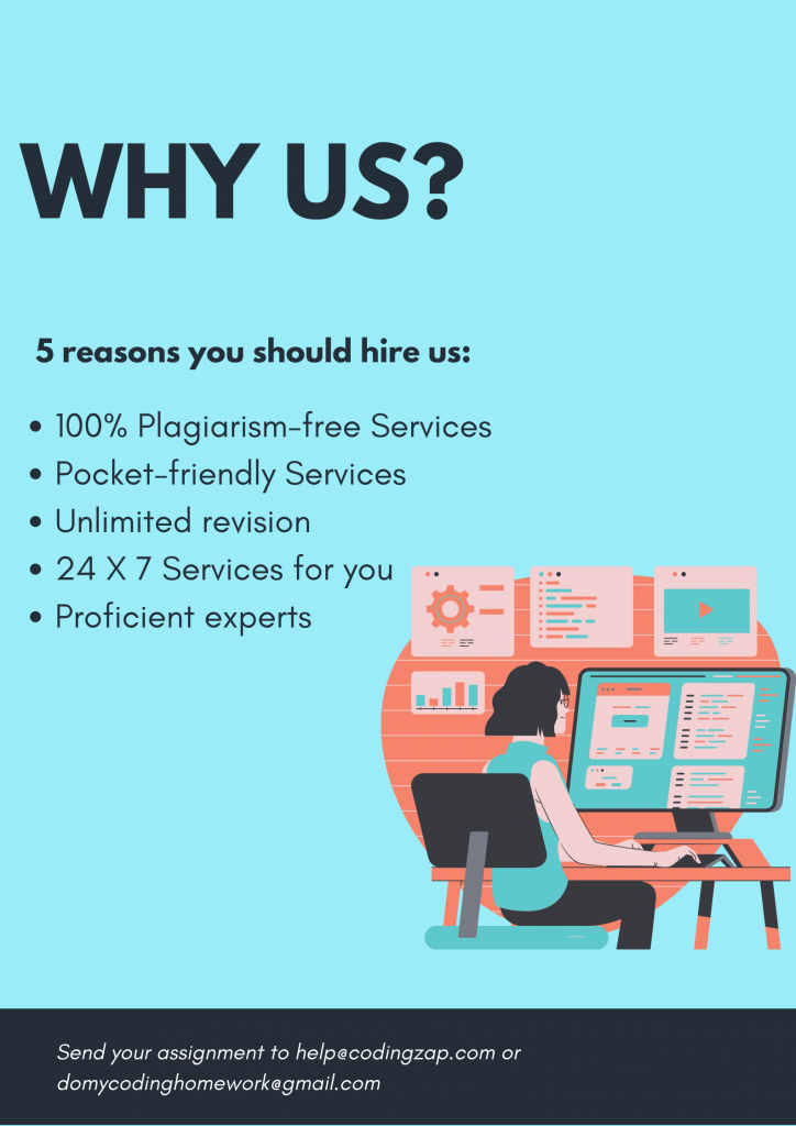 Why Us for Web Programming Help
